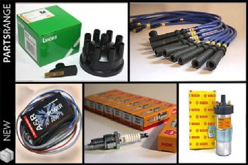 Ignition Upgrade Kit - Magnecor Leads, A&R Amplifier & Service parts